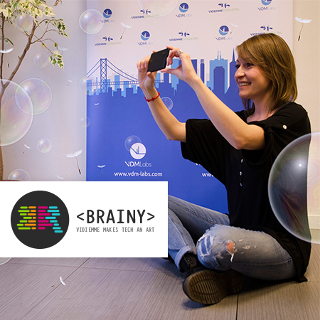 Vidiemme R&D lab | Brainy